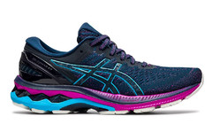 Asics GEL-KAYANO 27 1012A649-401 FRENCH BLUE/DIGITAL AQUA 2021