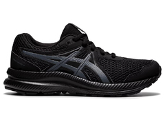 Asics CONTEND 7 GS 1014A192 001 BLACK/CARRIER GREY 2021