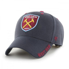 47 BRAND WEST HAM UFC NAVY DEFROST WOOL EPL-DEFRO17WBV-NY