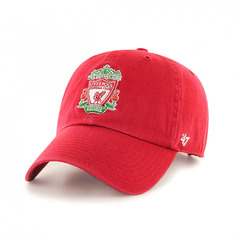 47 BRAND LIVERPOOL FC RED CLEAN UP ALL EPL-RGW04GWS-RDB