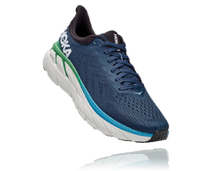 HOKA ONE ONE M CLIFTON 7 1110508 MOONLIT OCEAN / ANTHRACITE 2021
