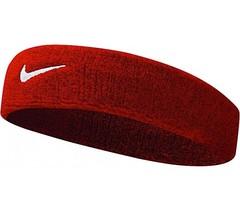 Бандана Nike Swoosh Headband Red