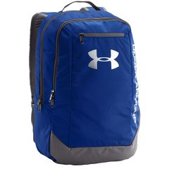 Under Armour Hustle Backpack LDWR 1273274-400