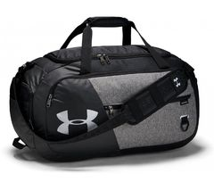 Under Armour Undeniable Duffel 4.0 MD black/gray 1342657-040