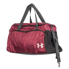 Under Armour W's Undeniable Duffle-M murrey 1306406-653