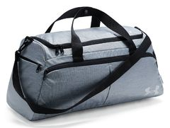 Under Armour W's Undeniable Duffle-S gray 1306405-001